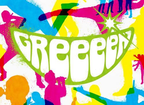 GReeeeN C、Dですと!?