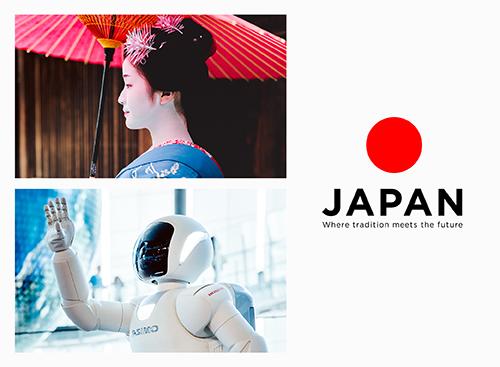 JNTO JAPAN BRANDING