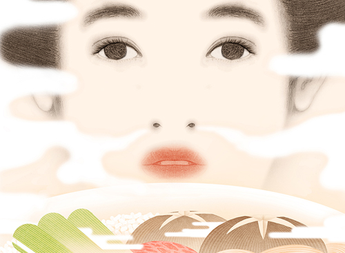KIOIZAKA -The Tale of Edo Sukiyaki Rice Bowl-